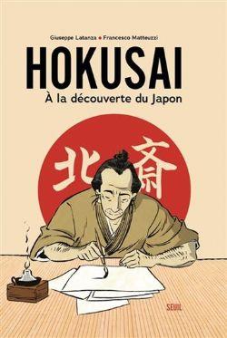 HOKUSAI - A LA DÉCOUVERTE DU JAPON