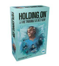 HOLDING ON : LA VIE TROUBLE DE BILLY KERR (FRANÇAIS)