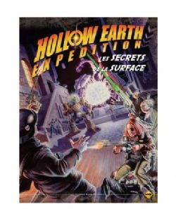 HOLLOW EARTH EXPEDITION -  LES SECRETS DE LA SURFACE (FRANÇAIS)