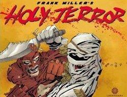 HOLY TERROR -  HOLY TERROR HC