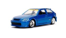 HONDA -  CIVIC TYPE R 1997 1/32 - BLEU