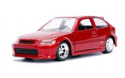 HONDA -  CIVIC TYPE R 1997 1/32 - ROUGE