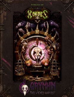 HORDES -  Grymkin - The Wicked Harvest (HARDCOVER) (ENGLISH) -  HORDES