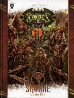 HORDES -  SKORNE - COMMAND (HARDCOVER) (ENGLISH) -  HORDES