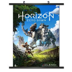 HORIZON : ZERO DAWN -  -COVER- (116.8CM X 81.2CM)
