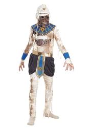 HORREUR -  COSTUME DE MOMIE «LA REVANCHE DU PHARAON» (ADOLESCENT 12-14)