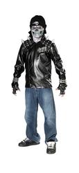 HORREUR -  COSTUME MOTAR SQUELETTE (ADOLESCENT - TAILLE STANDARD)