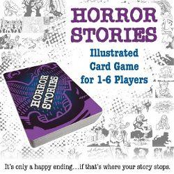 HORROR STORIES (ANGLAIS)