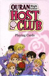 HOST CLUB -  CARTES À JOUER