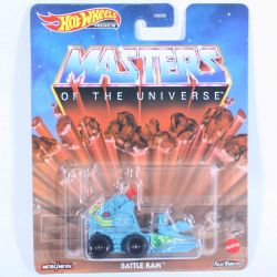 HOT WHEELS -  BATTLE RAM -  MASTERS OF THE UNIVERSE
