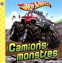 HOT WHEELS -  CAMIONS MONSTRES