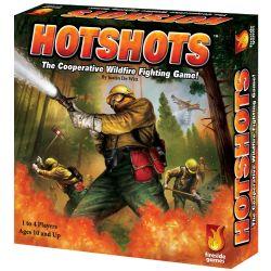 HOTSHOTS -  HOTSHOTS - THE COOPERATIVE WILDFIRE FIGHTING GAME (ENGLISH)