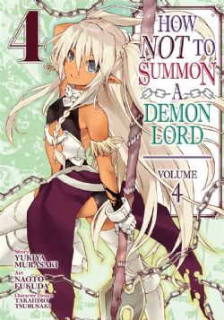 HOW NOT TO SUMMON A DEMON LORD -  (V.A.) 04