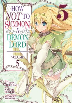 HOW NOT TO SUMMON A DEMON LORD -  (V.A.) 05