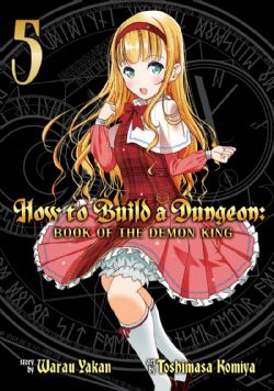 HOW TO BUILD A DUNGEON, BOOK OF THE DEMON KING -  (V.A.) 05