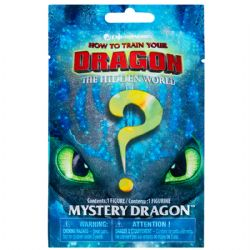 HOW TO TRAIN YOUR DRAGON -  MYSTERY DRAGON -  THE HIDDEN WORLD
