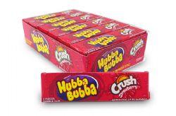HUBBA BUBBA -  GOMME BALLOUNE - CRUSH FRAISE