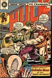 HULK -  ÉDITION 1973 23