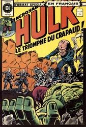 HULK -  ÉDITION 1975 50