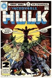 HULK -  ÉDITION 1982 124/125