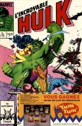 HULK -  ÉDITION 1985 170