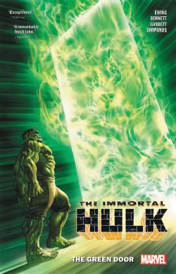 HULK -  GREEN DOOR TP -  IMMORTAL HULK