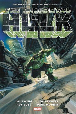 HULK -  HC -  IMMORTAL HULK 01
