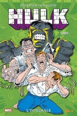 HULK -  INTÉGRALE 1989 (ÉDITION 2021)