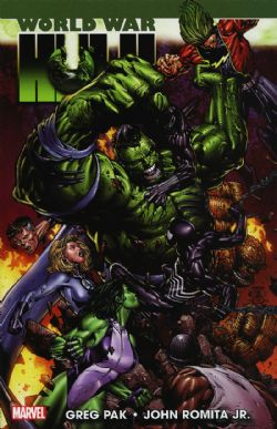 HULK -  WORLD WAR HULK TP