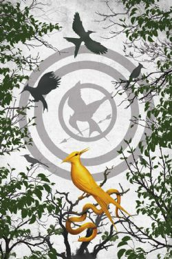HUNGER GAMES -  THE BALLAD OF SONGBIRDS AND SNAKES JOURNAL