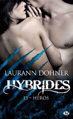 HYBRIDES -  HÉROS (FORMAT DE POCHE) 15