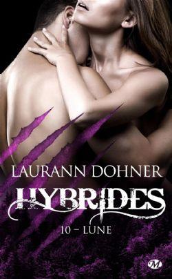 HYBRIDES -  LUNE (FORMAT DE POCHE) 10
