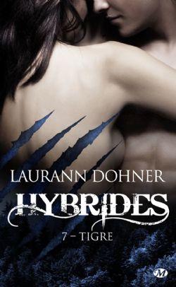 HYBRIDES -  TIGRE (FORMAT DE POCHE) 07