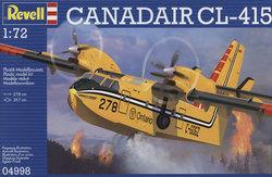 HYDRAVIONS -  CANADAIR CL-415 1/72 (DIFFICILE)
