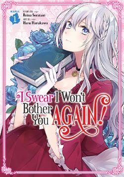 I SWEAR I WON'T BOTHER YOU AGAIN! -  (V.A.) 01