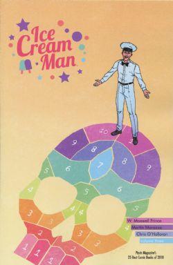 ICE CREAM MAN -  HOPSCOTCH MELANGE TP 03
