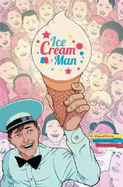 ICE CREAM MAN -  RAINBOW SPRINKLES TP 01