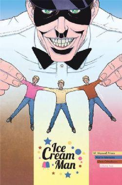 ICE CREAM MAN -  STRANGE NEAPOLITAN TP 02