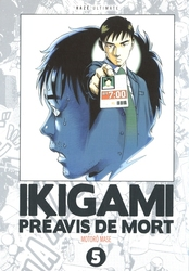 IKIGAMI -  VOLUME DOUBLE (9 ET 10) 05