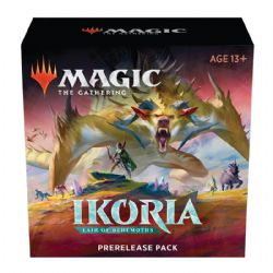 IKORIA LAIR OF BEHEMOTHS -  PACK DE PRERELEASE (ANGLAIS)