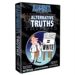 ILLUMINATI -  ALTERNATIVE TRUTHS (ANGLAIS)
