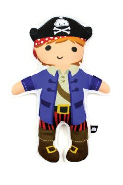 IMAGINAMI -  PELUCHE HANS LE PIRATE (38 CM)