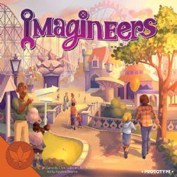 IMAGINEERS (ANGLAIS)
