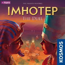 IMHOTEP : THE DUEL (ANGLAIS)