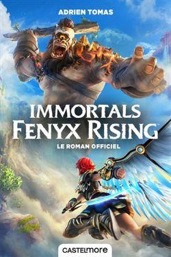 IMMORTALS FENYX RISING -  LE ROMAN OFFICIEL