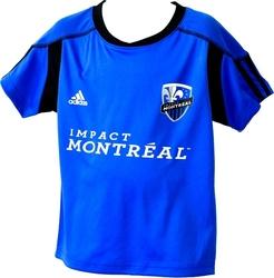 IMPACT DE MONTRÉAL -  RÉPLIQUE CHANDAIL - BLUE (ENFANT)