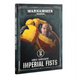 IMPERIAL FISTS -  CODEX SUPPLEMENT (ANGLAIS)
