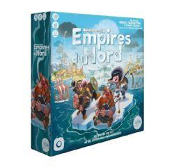 IMPERIAL SETTLERS : EMPIRES DU NORD -  JEU DE BASE (FRANÇAIS)