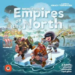 IMPERIAL SETTLERS -  EMPIRES OF THE NORTH (ANGLAIS)