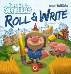 IMPERIAL SETTLERS : ROLL & WRITE (ANGLAIS)